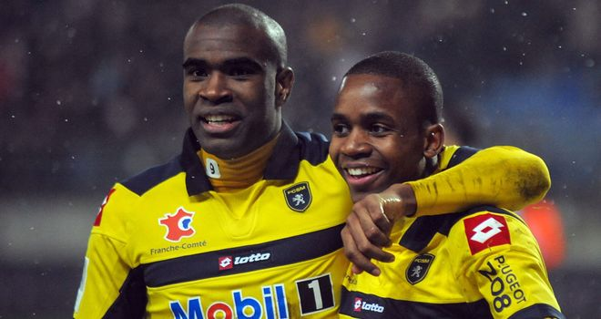 Sloan Privat and Cedric Bakambu were both on target