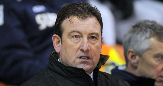 Steve Thompson: Blackpool caretaker boss was just seconds away from seeing his side reach the fourth round of the FA Cup