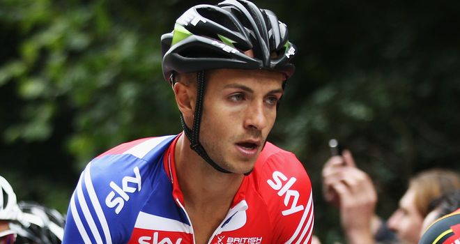 Jonathan Tiernan-Locke: Has joined Team Sky from Endura Racing