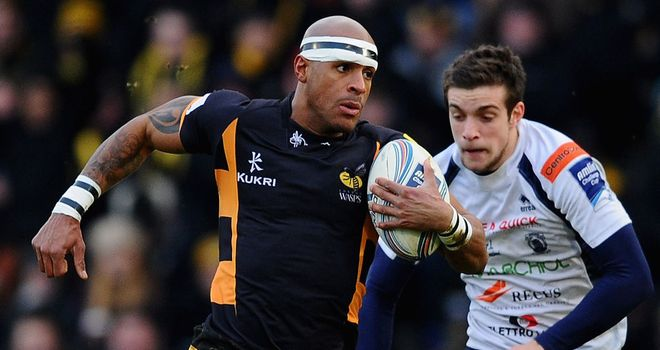 Tom Varndell: Signs Wasps contract extension