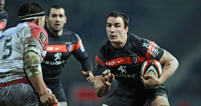 Louis Picamoles: Passed fit for Toulouse