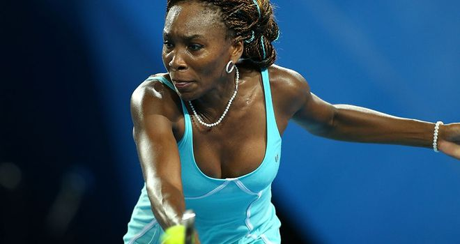 Venus Williams: America's saviour once again
