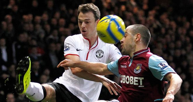 Joe Cole: Set up both of West Ham's goals against Manchester United