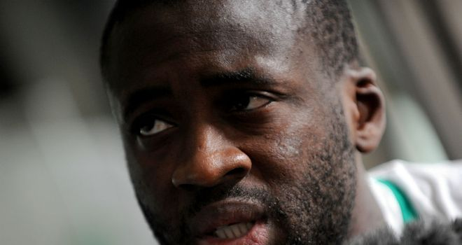 Yaya Toure: 'I think the past tournaments have shown that in the Africa Cup of Nations anything is possible'
