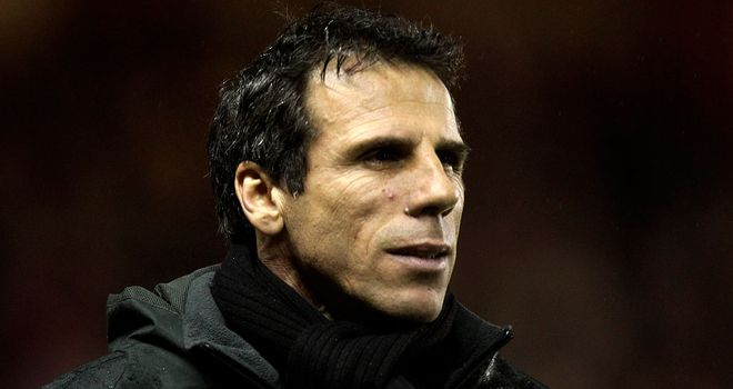 Gianfranco Zola: Could look to former club Napoli for loan signing