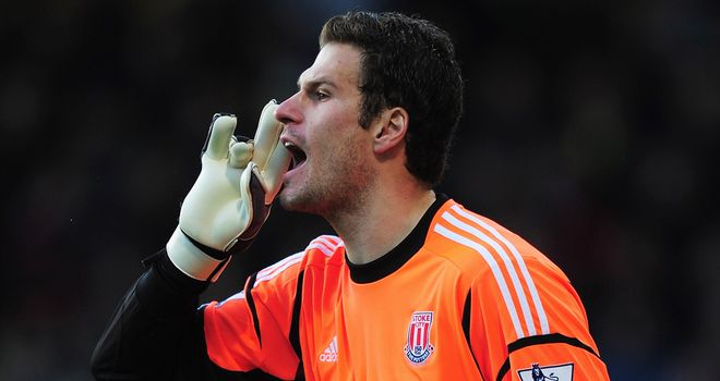 Asmir Begovic: Stoke goalkeeper expects to be sold in the summer
