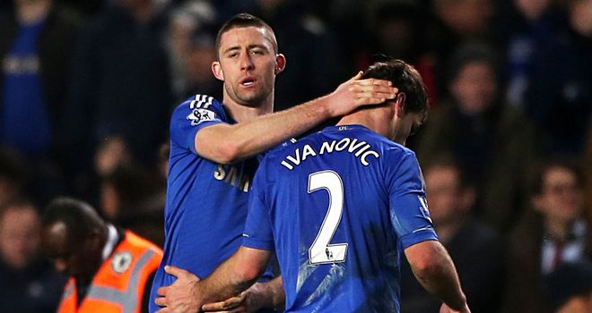 Gary Cahill: Chelsea defender admits they are facing a testing schedule