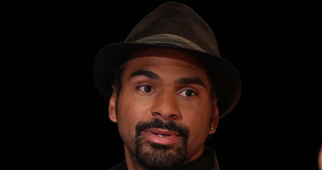 David Haye: Reportedly planning to work his way into a mandatory position
