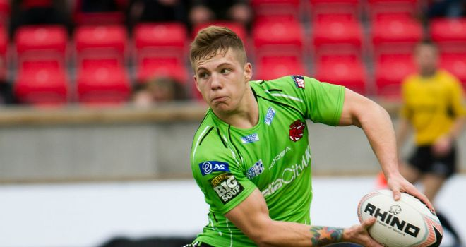 Fages: Salford youngster is one to watch, says Terry