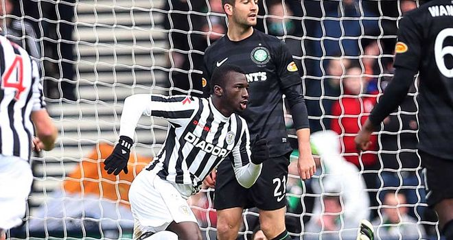 Esmael Goncalves: Continued great run of form with a brace in the Scottish Cup