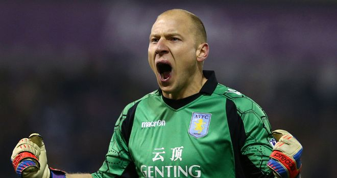 Brad Guzan: Youth no excuse for problems