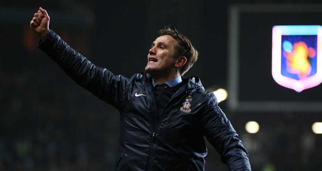 Phil Parkinson: Up for cup but would prefer promotion