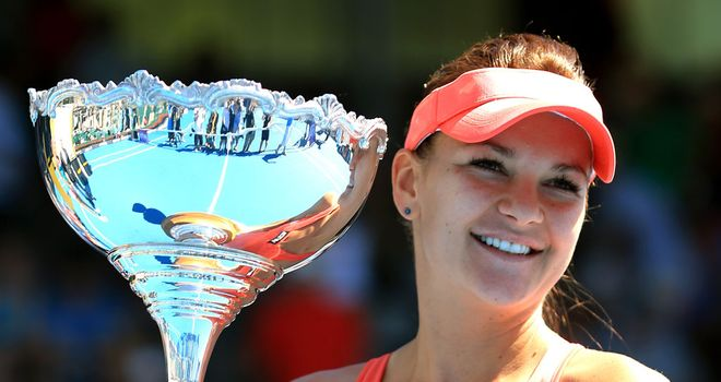 Agnieszka Radwanska: Off to a great start in 2013
