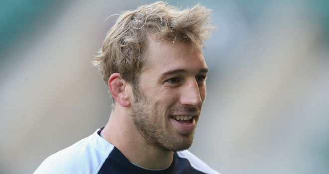 Chris Robshaw: Will continue to lead England in the RBS Six Nations