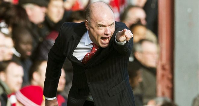 Uwe Rosler: Felt they should have beaten the Bees