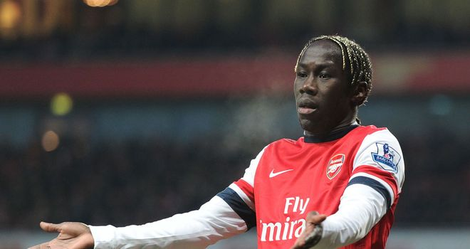 Bacary Sagna: Plans to honour his contract at Arsenal