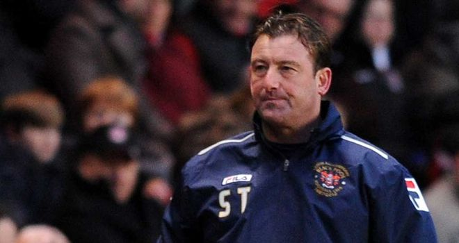 Steve Thompson: Backed his Blackpool's players