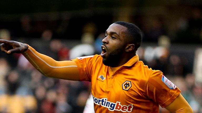 Ebanks-Blake: Palace keen on Wolves ace