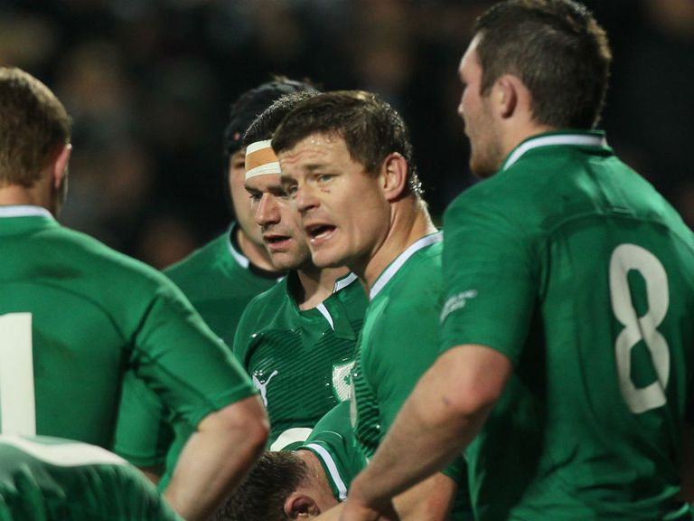 Brian O'Driscoll: Preparing for Six Nations