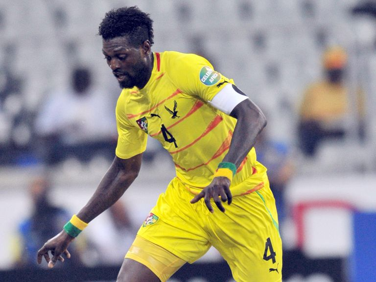 Emmanuel Adebayor: Yet to return to Spurs