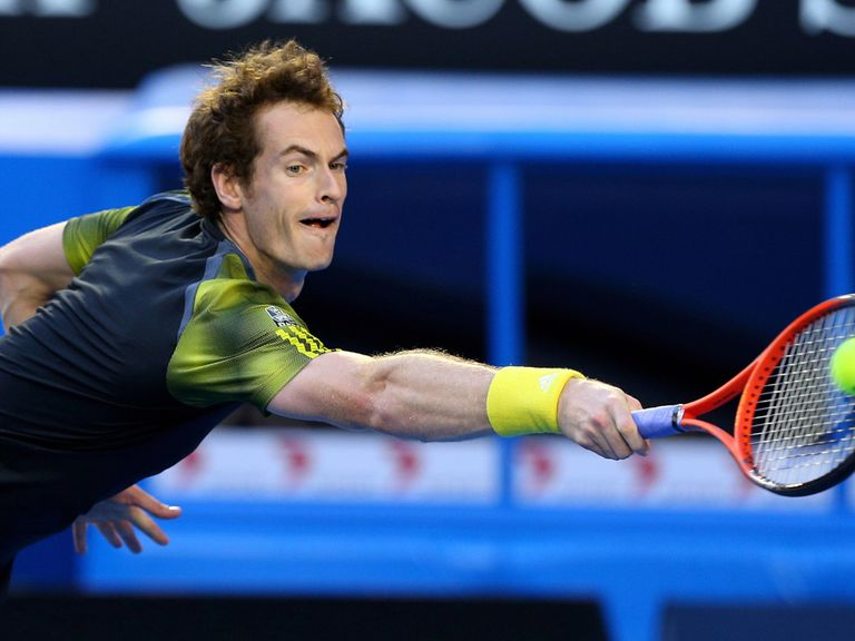Andy Murray: Will bid for a third title at Queen's Club