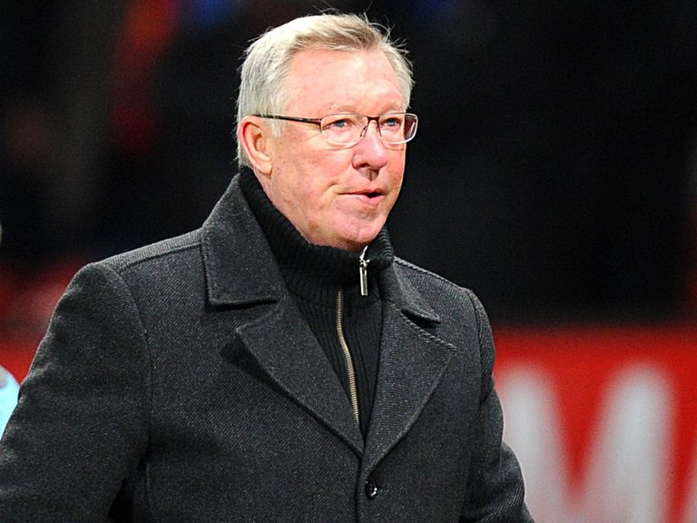 Sir Alex Ferguson: Looking to push on in PL and the cups
