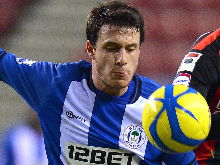 Angelo Henriquez: Made his Latics debut on Saturday