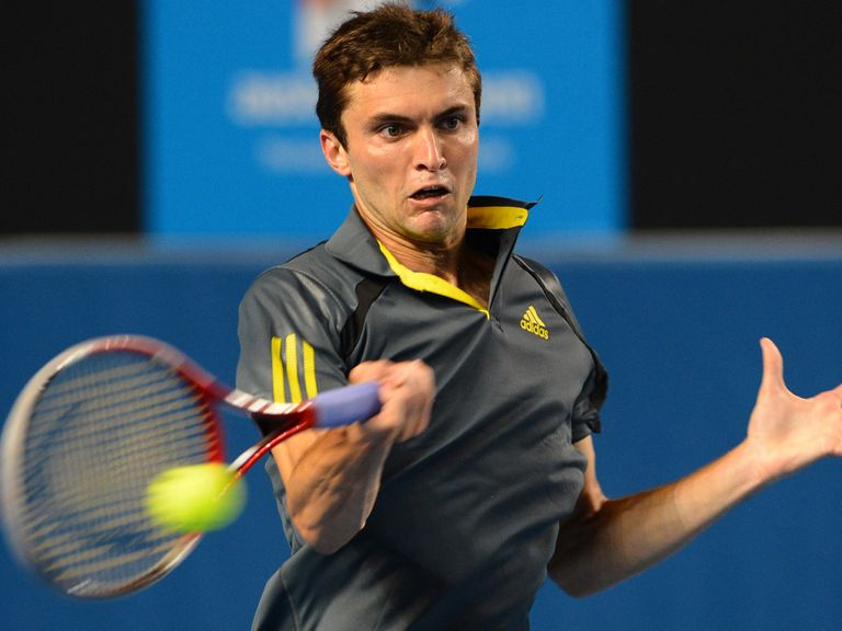 Gilles Simon: Now faces Andy Murray