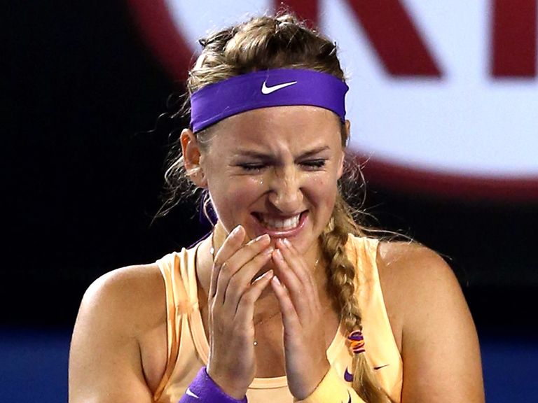 Azarenka: Back-to-back Australian Open titles