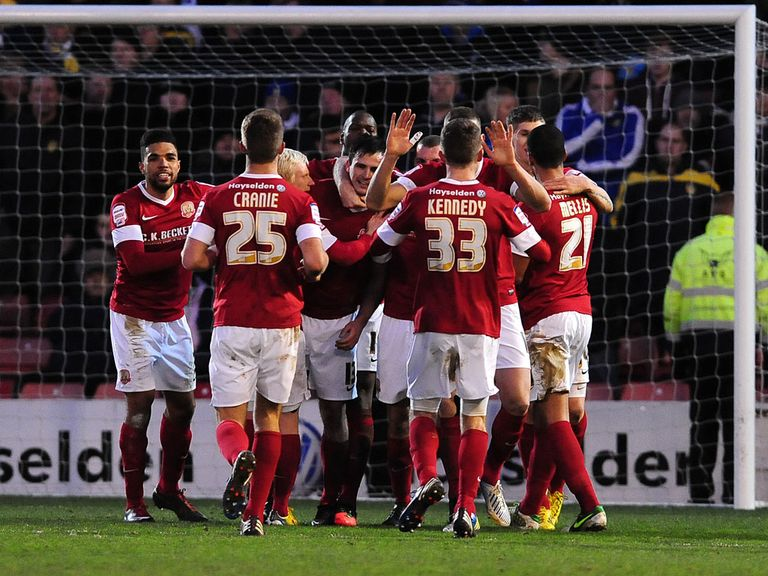 Barnsley's visit to MK Dons could result in goals at both ends