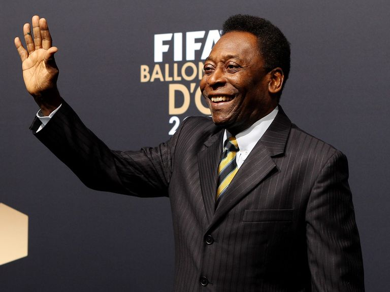 Pele: Feels Germany and Spain will be Brazil's main rivals