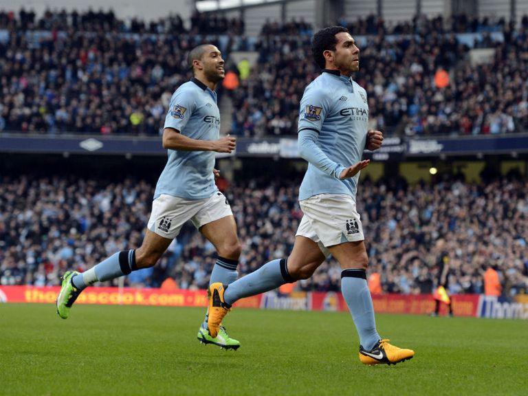 Carlos Tevez: Next to leave Manchester City?