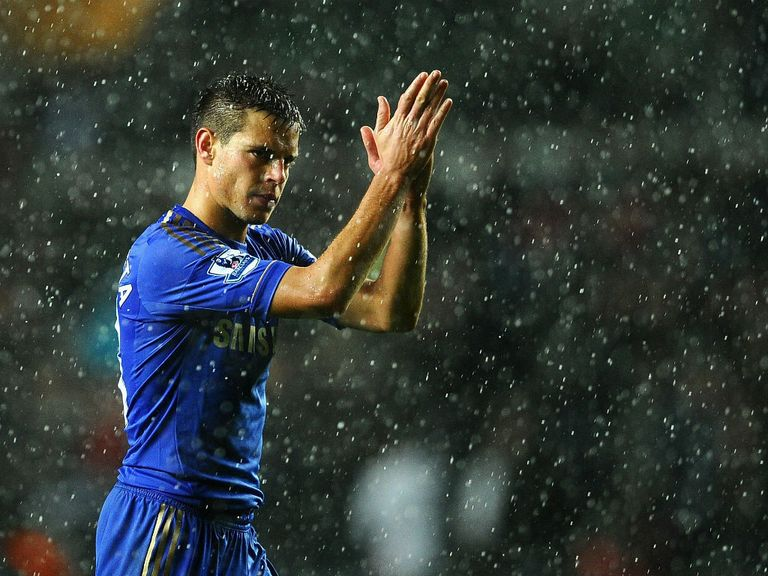 Cesar Azpilicueta: Geared up for cup clashes