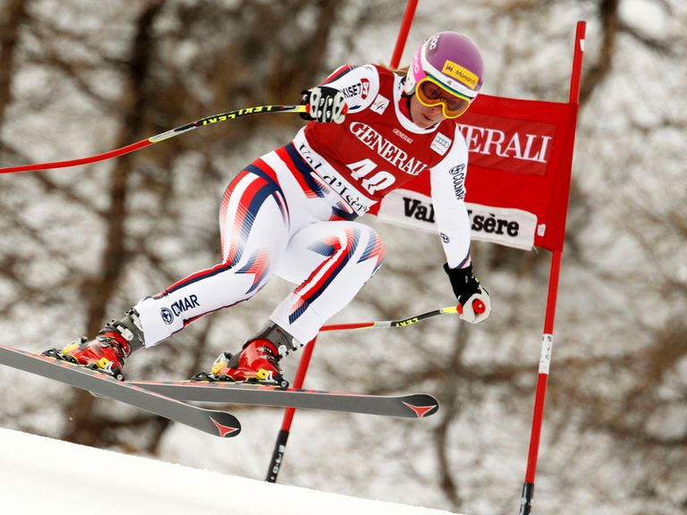 Chemmy Alcott: Will compete for GB in Sochi