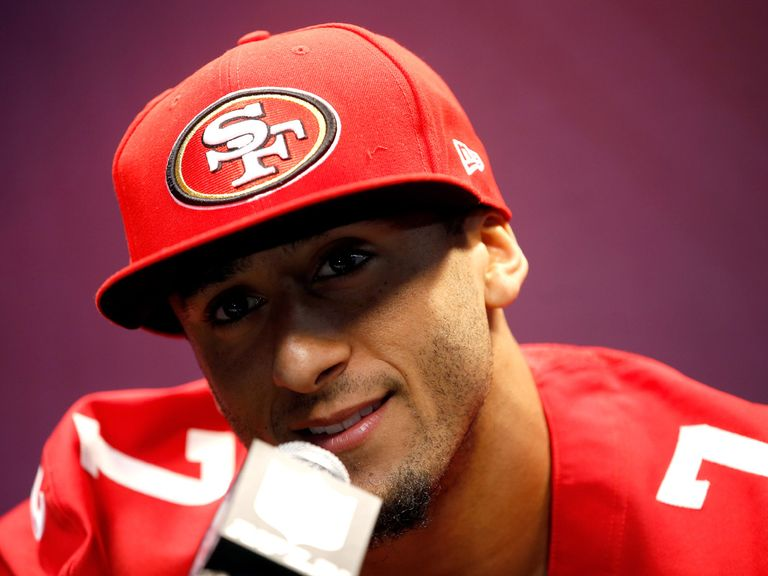 The impressive Kaepernick can lead San Francisco to glory