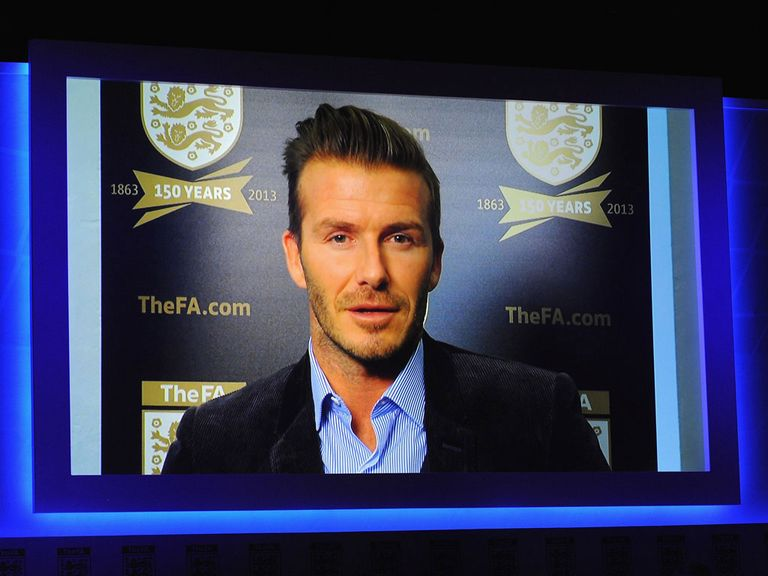 David Beckham: PSG switch