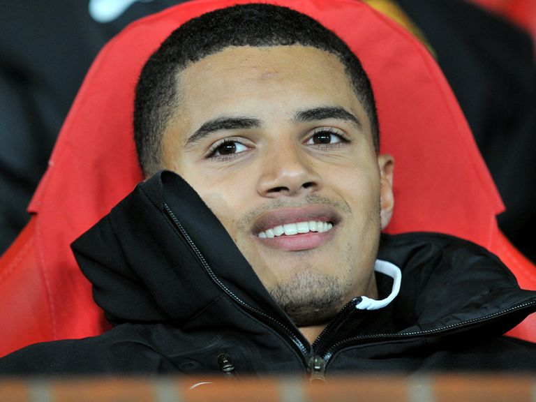 Zeki Fryers: Made first appearance in Tottenham colours on Tuesday