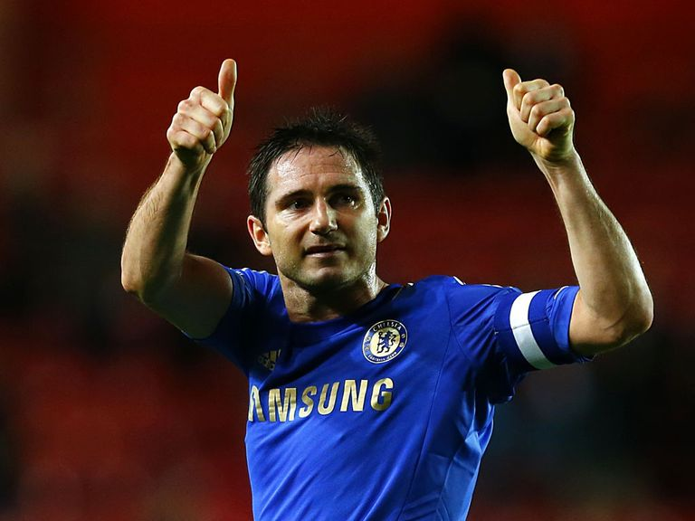 Frank Lampard: Future continues to make the news