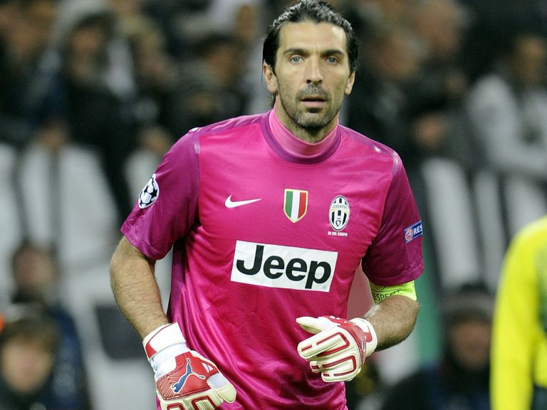 Gianluigi Buffon: Won't be intimidated