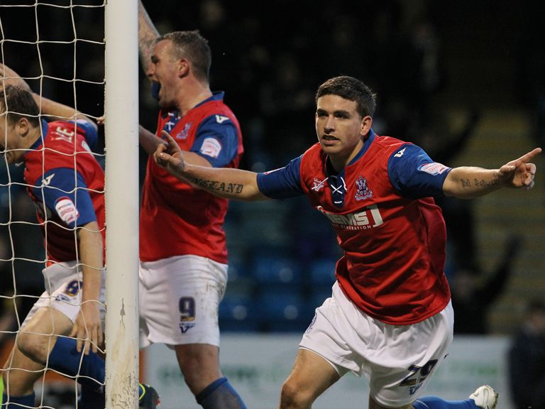 Cody McDonald had given Gillingham the lead against York
