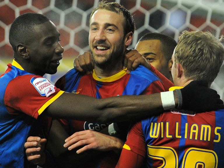 Glenn Murray: New contract for prolific Palace striker
