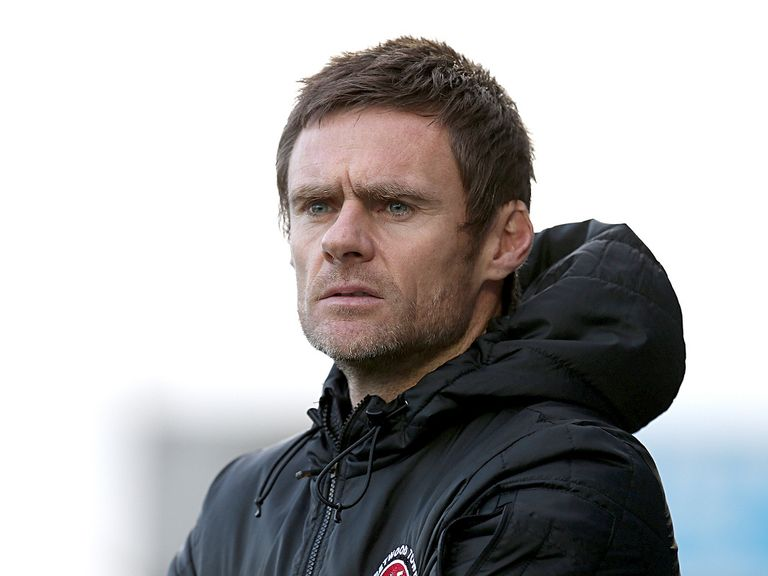 Graham Alexander: Looking to bounce back