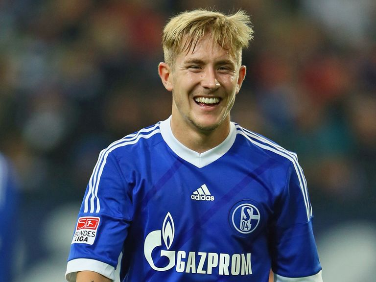 Holtby is staying at Schalke until the summer