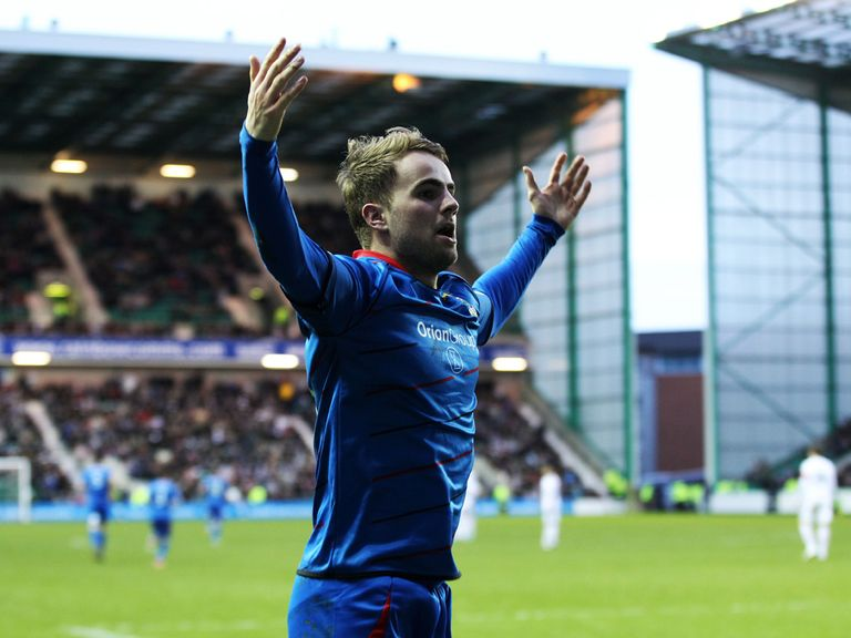 Andrew Shinnie: Birmingham deal