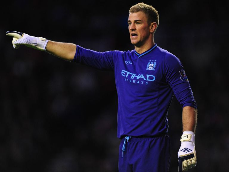 Joe Hart: Unfazed