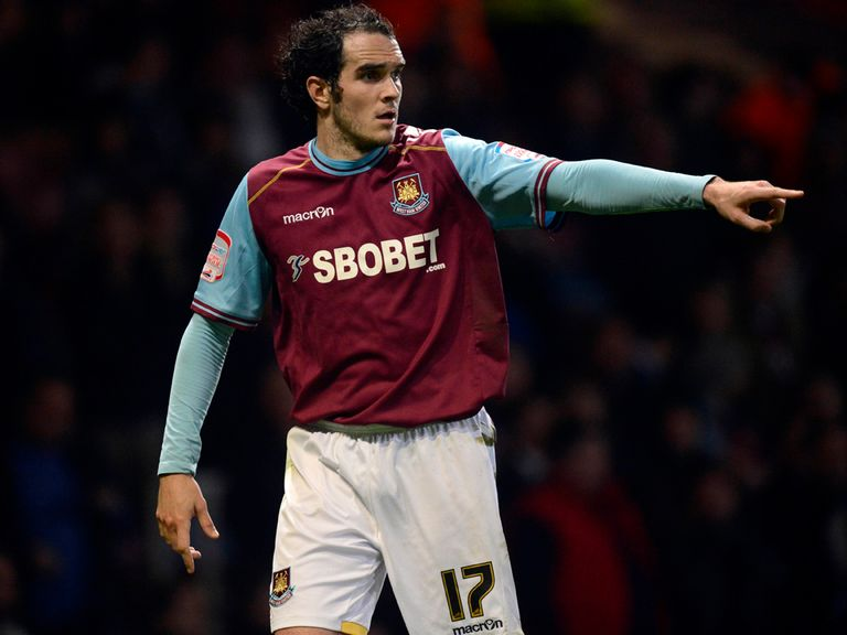Joey O'Brien: Penned new West Ham deal