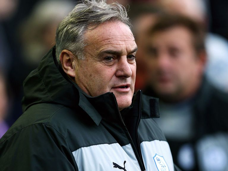 Dave Jones:  Sent to the stands at Hillsborough