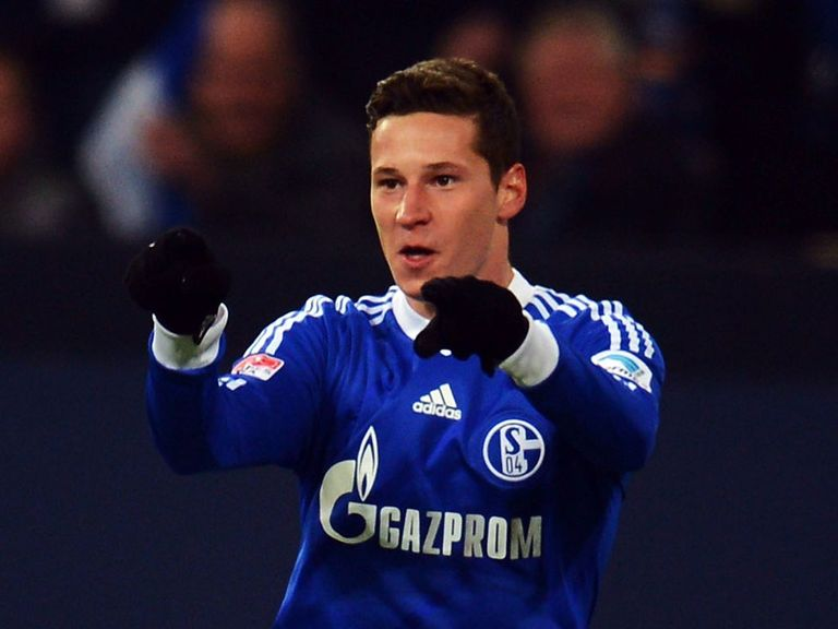 Julian Draxler: Linked with a possible move to Chelsea