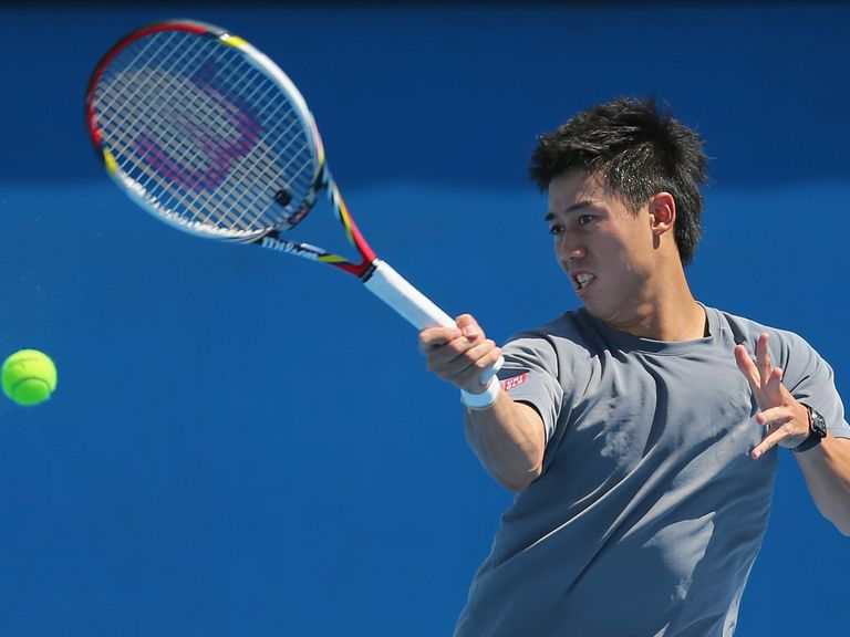 Kei Nishikori: Rising star of Asian tennis