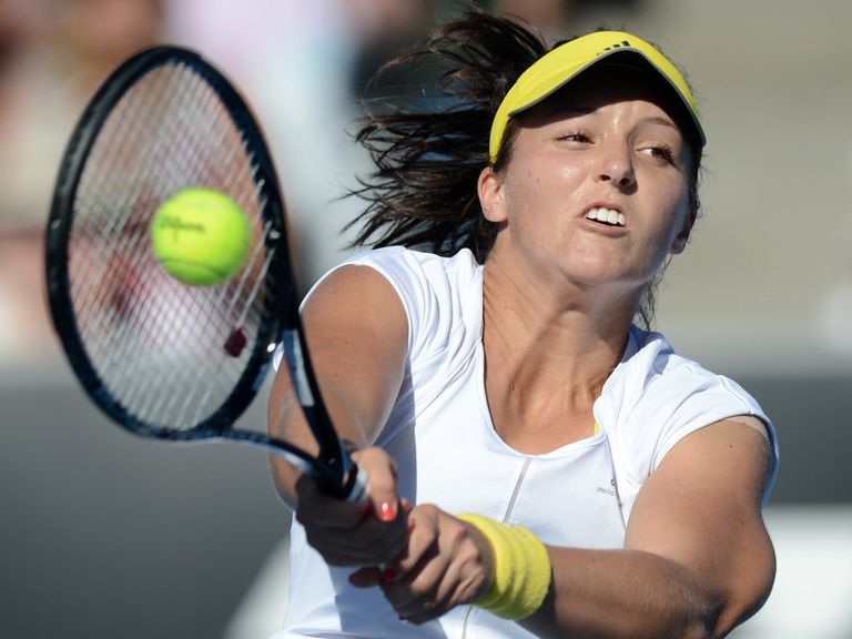 Laura Robson: Winner in singles and doubles